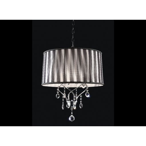 Lady Modern Crystal Chandelier