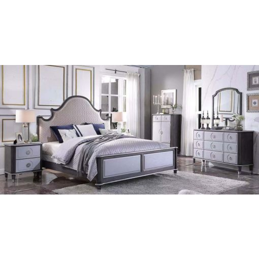 Laughton French Style Bedroom Collection