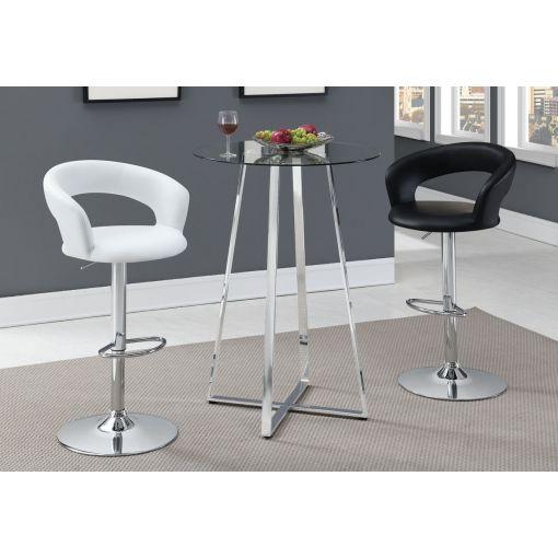 Leidy Modern Bar Height Table
