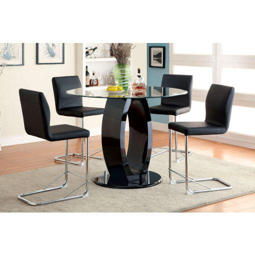 Lodia Modern Style Pub Table Set