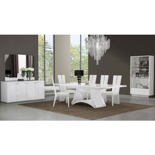 Madlen Italian Dining Table Set