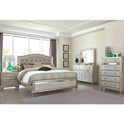 Melhill Mirror Accent Classic Bedroom Furniture