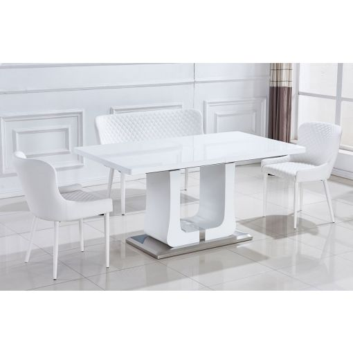 Melia Extendable Dining Table