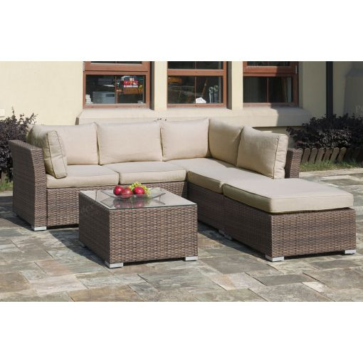 Modany Modern Patio Seating Set