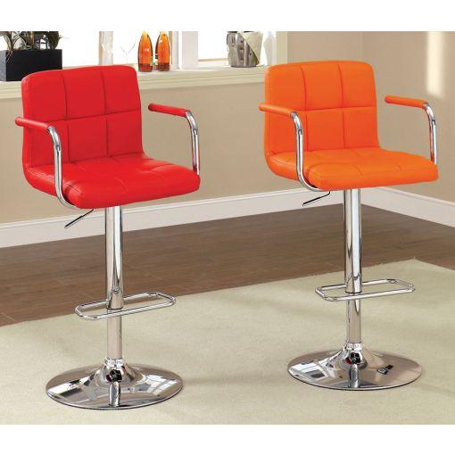 Modern Leather Bar Stool BS 3130