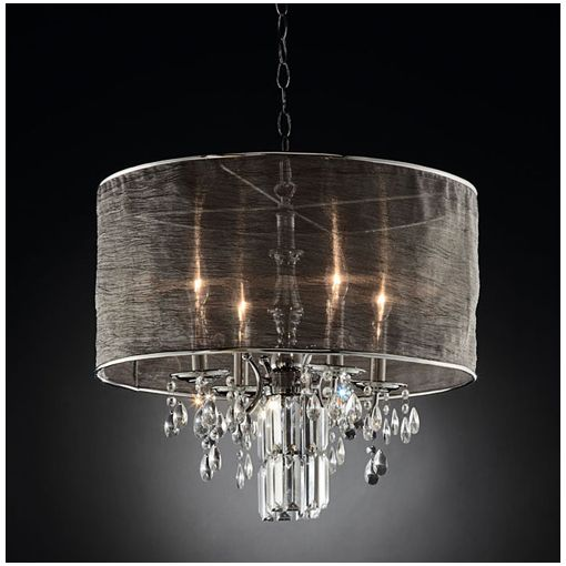 Classy Crystal Ceiling Lamp