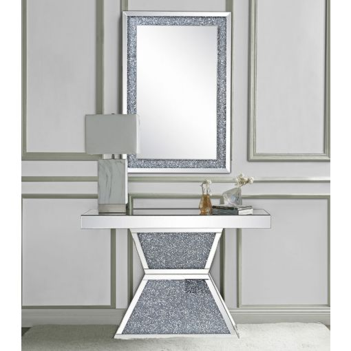 Polly Mirrored Console