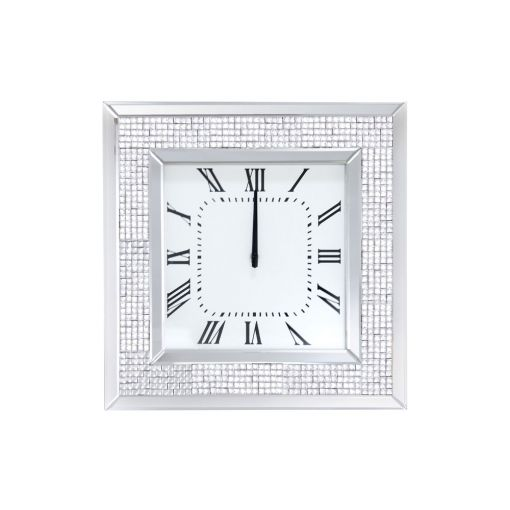 Rayne Mirrored Wall Clock