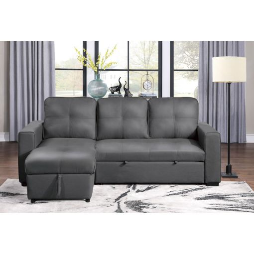 Richie Sectional Sleeper With Storage