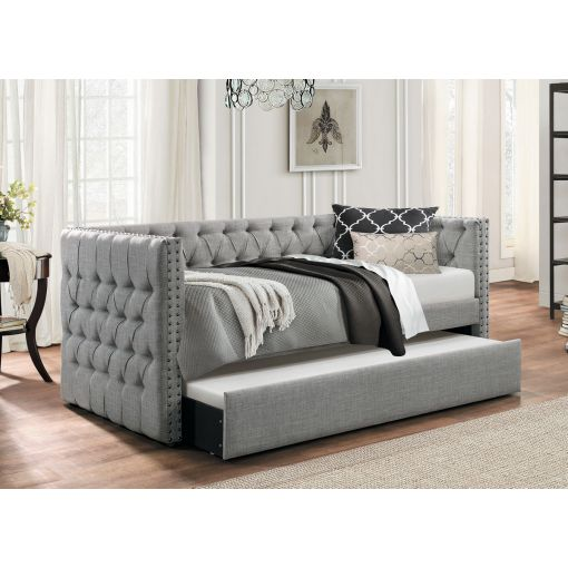 Roberta Day Bed With Trundle Bed