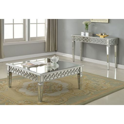 Sophie Mirrored Coffee Table
