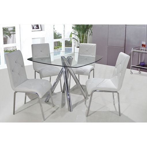 Margot Modern Style Dining Table