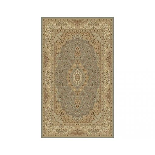 Heriz Blue Hand Tufted Area Rug