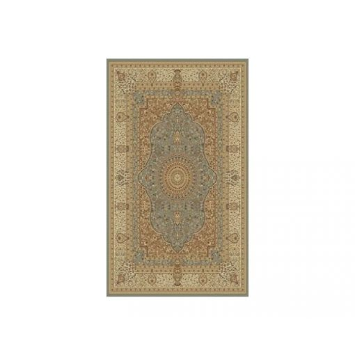 Tabriz Blue Traditional Area Rug
