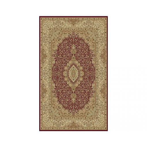 Heriz Red Traditional Hand Tufted Rug