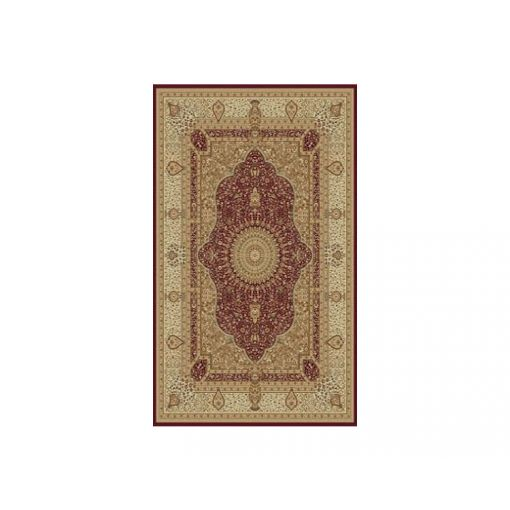 Tabriz Red Area Rug