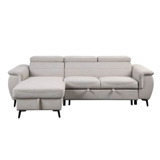 Turner Sectional Sleeper With Storage
