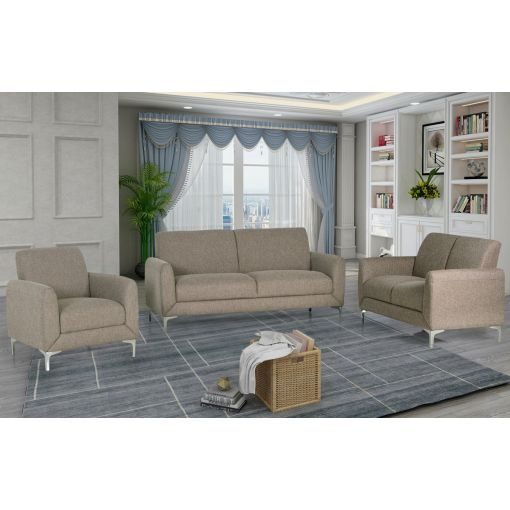 Tuscany Fabric Upholstered Sofa