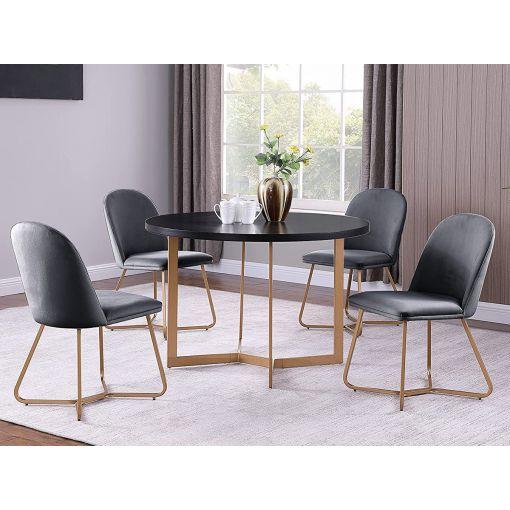 Vero Round Dining Table Set