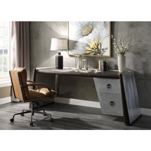 Vienna Aluminum Executive Desks