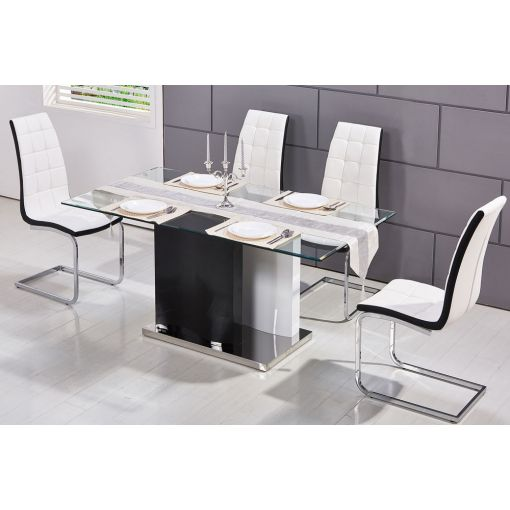 Xeno Modern Style Dining Table