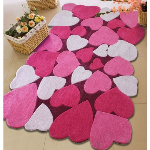 Zoomania Love Kids Room Rug