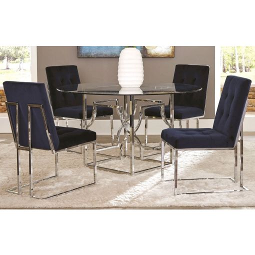 Zuri Modern Dining Table Set